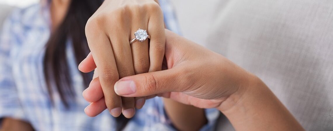 The Engagement Ring: A short history