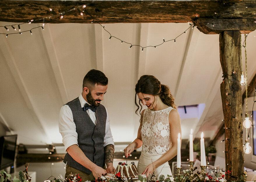 Cómo celebrar una boda íntima en 5 pasos