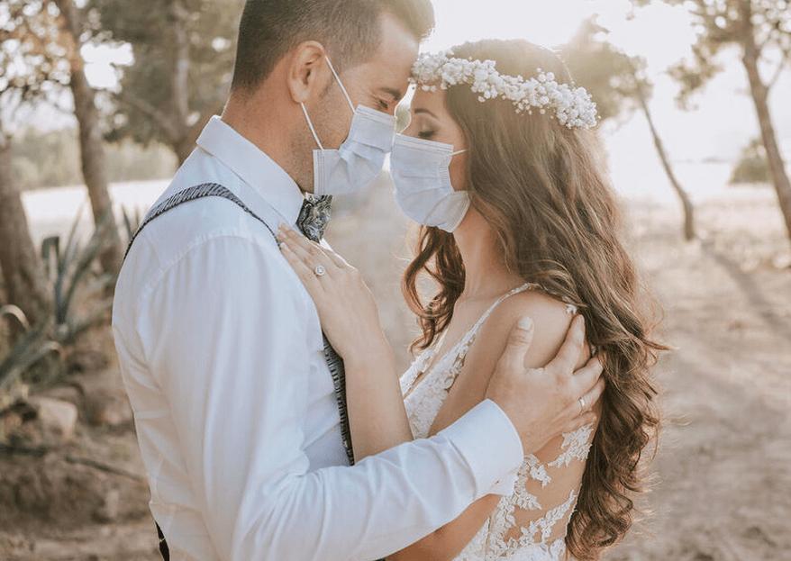 Les mariages post Covid-19 : à quoi ressembleront-ils ?