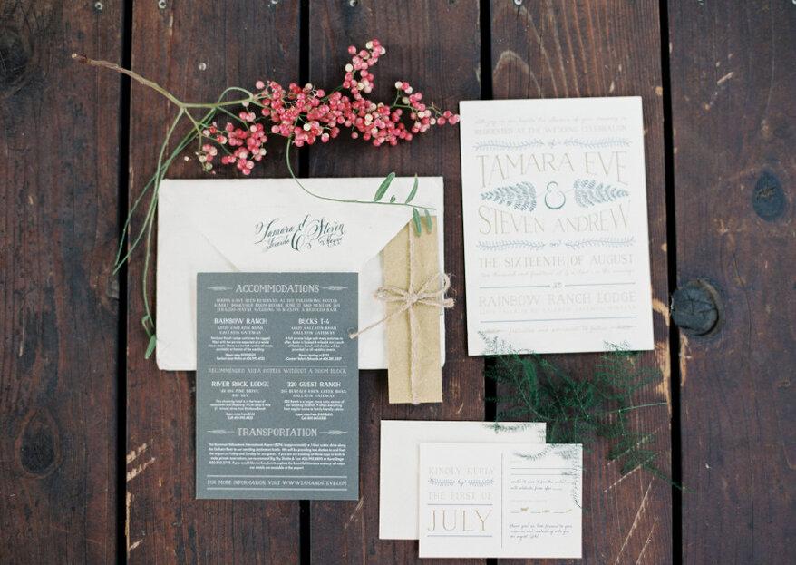 40 frasi d'amore per i tuoi inviti di nozze: pronta a commuoverti?