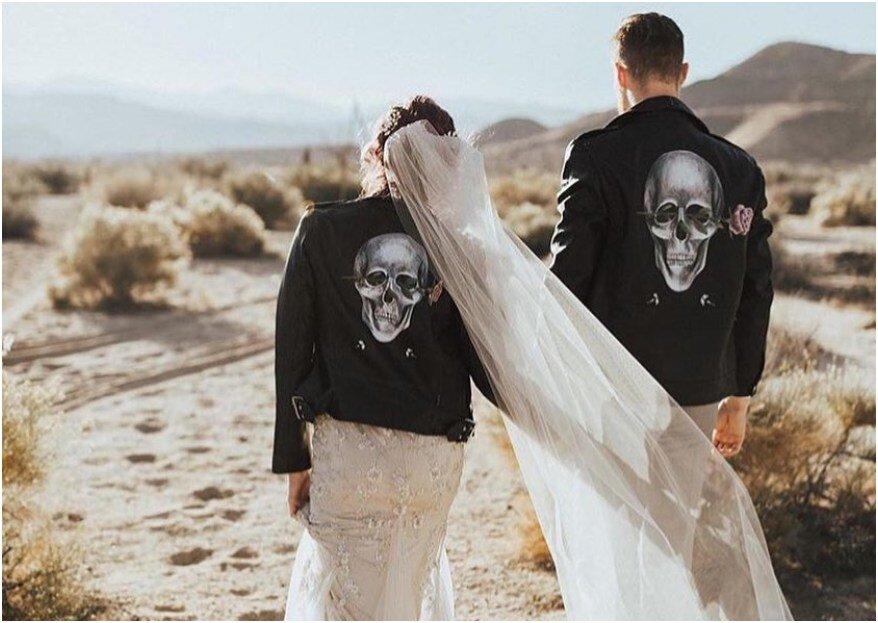 Mariage gothique : 4 conseils pour bien l'organiser