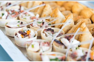 10 contas de Instagram que deve seguir para um banquete de nota 10 no seu casamento!