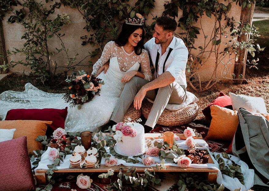 Para un día especial, no quiere ser tu wedding planner sino la persona que te ayude a disfrutar de tu boda desde el principio