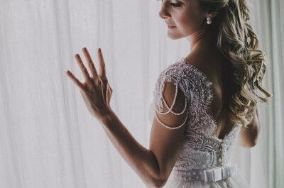 Tendências em vestidos de noiva: descubra qual estilo mais combina com você