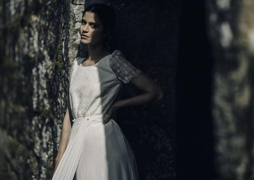 Cómo elegir el escote del vestido de novia en 5 pasos