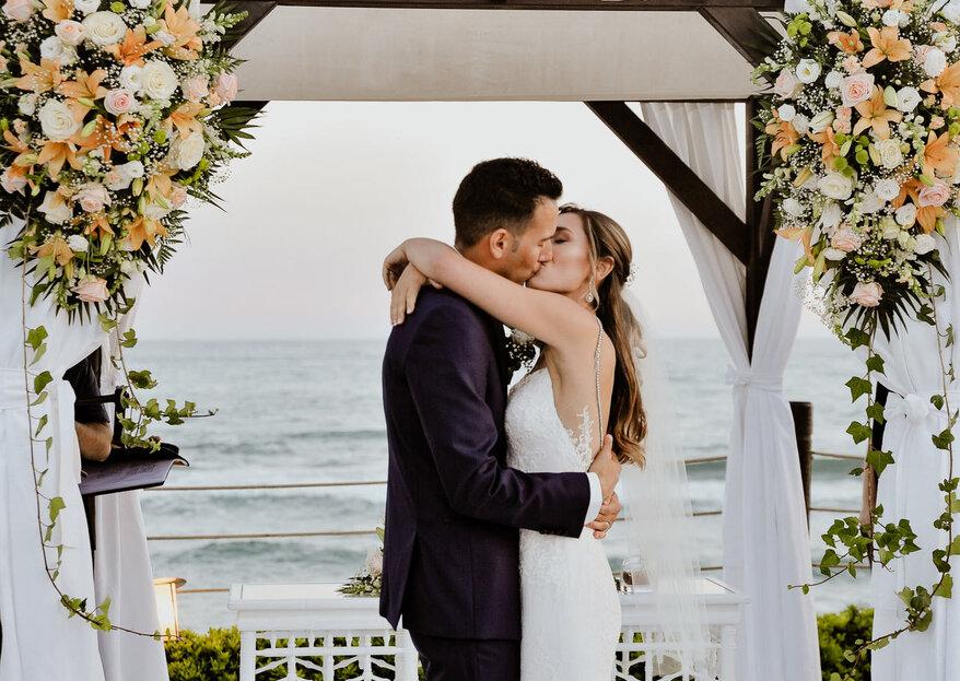 Surgió el amor: la boda de Ana y Dani