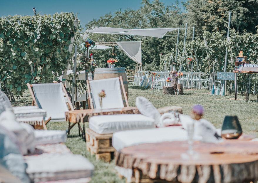 Ja-Wort in Österreich: Wir stellen Ihnen die schönsten Hochzeitslocations vor