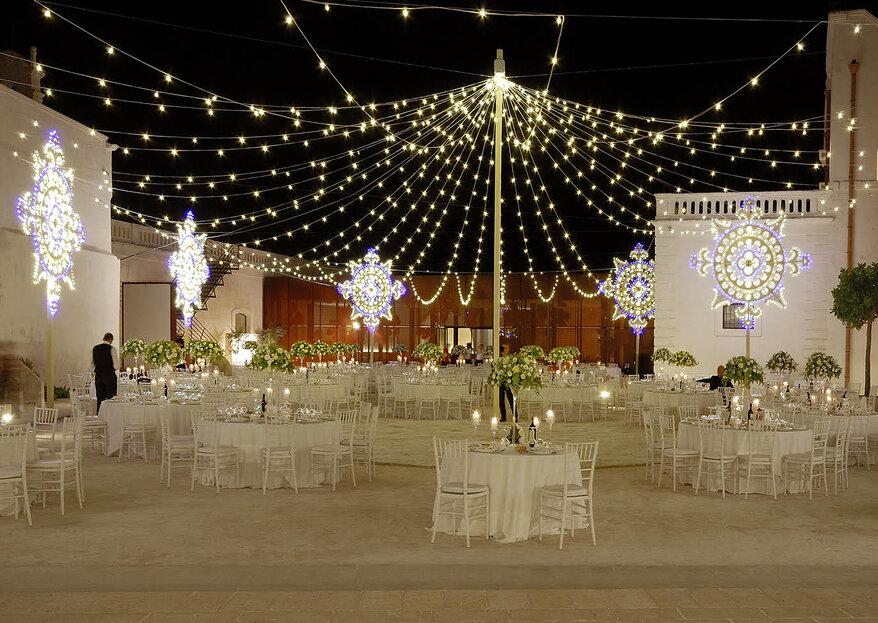 Heiraten im magischen Wein-Ressort: Willkommen in der Masseria Amastuola in Apulien!