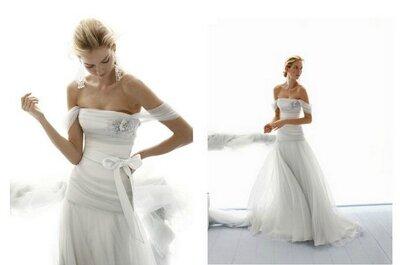 Ecco la Collezione 2013 di Le Spose di Giò: perfetta per la sposa semplice ma con stile!