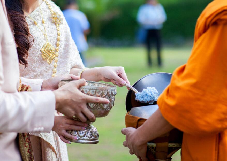 Boda budista: qué es y cómo se desarrolla