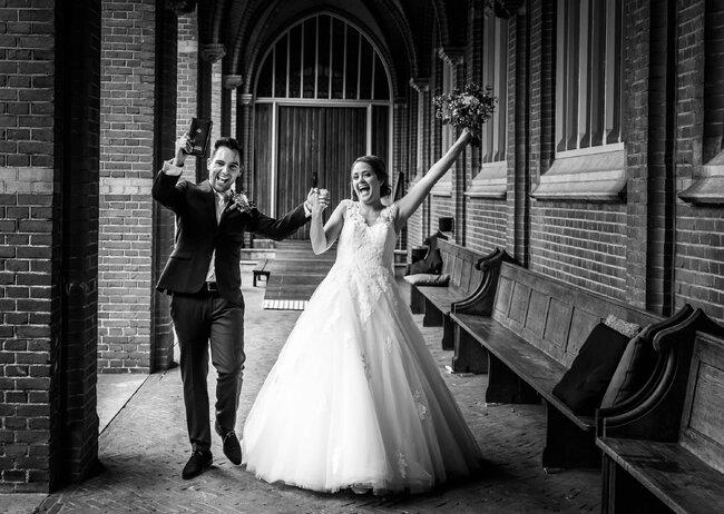 Real Wedding: Maarten & Marlon
