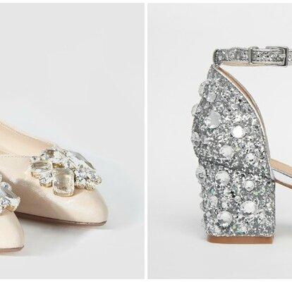 tout neuf 34e16 14ff7 Notre sélection de chaussures plates pour un mariage sans ...