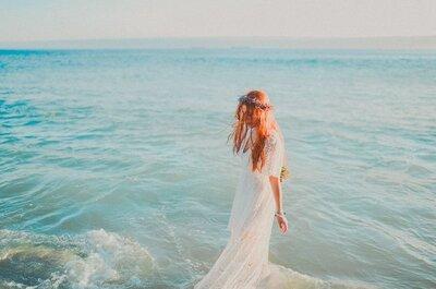 Descubra as tendências fortes nos penteados de noivas para 2016