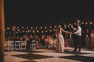 Cinco elementos básicos para ambientar tu boda, ¡no pueden faltar!