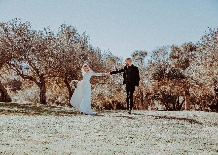 Sardinian Wedding Project: il progetto di 20 professionisti del mondo dei matrimoni porta alla luce la bellezza della Sardegna, l'isola dell'amore