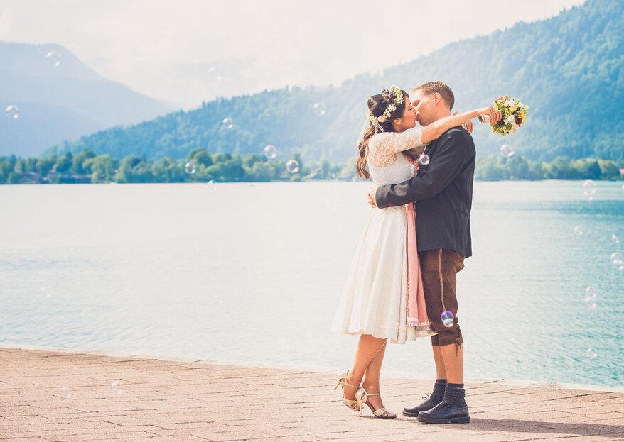 Unsere Empfehlung der 11 besten Hochzeitsplaner in Bayern: Hier bekommen Sie Hilfe vom Profi!