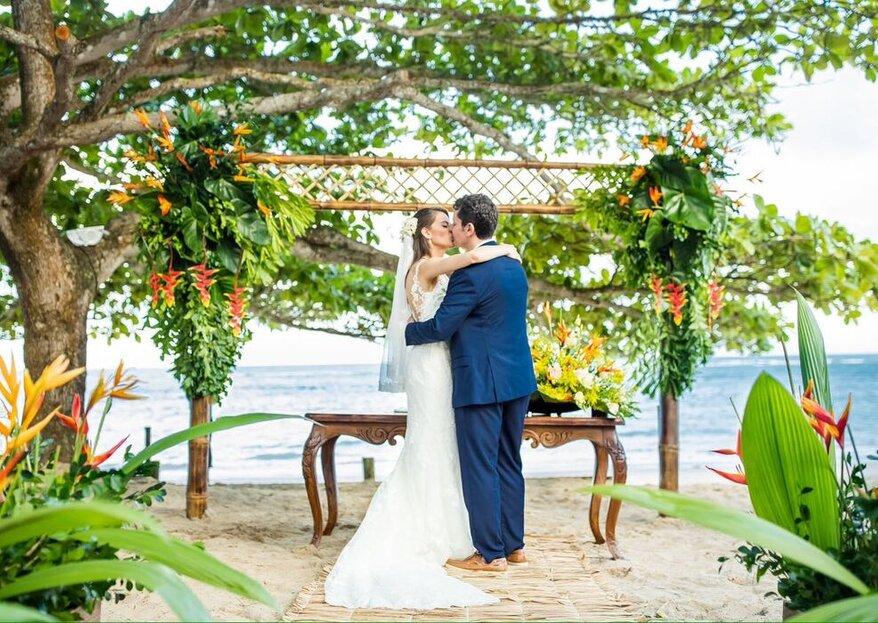 Um grande dia para os noivos... graças a grandes Wedding Planners!