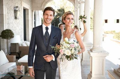 Mode-Guide für den Bräutigam: So sorgen Sie für einen Top Auftritt!