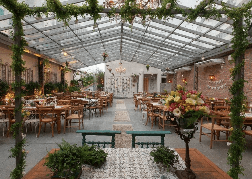 11 espaços encantadores que todos os noivos precisam mesmo conhecer! Anote e escolha o seu preferido!