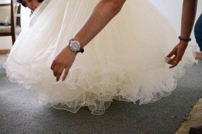 ¿Eres una curvy bride? Consejos para lucir increíble en tu vestido de novia de talla grande