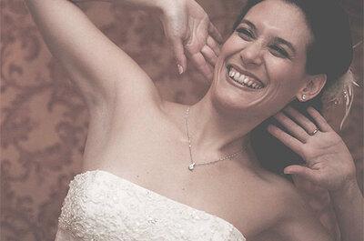 Ejercicios para tonificar los brazos antes de la boda