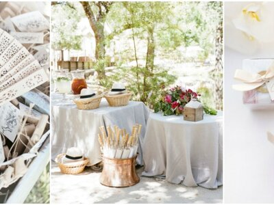 40 huwelijksbedankjes voor de gasten, een originele herinnering aan jullie grote dag!