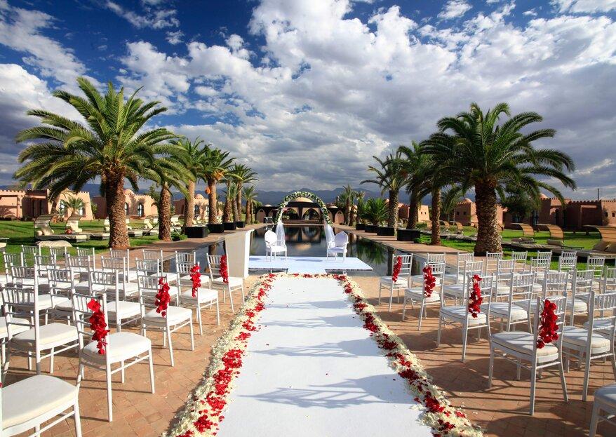 O'Atlas Marrakech : et si vous partiez vous dire «oui » au Maroc ?