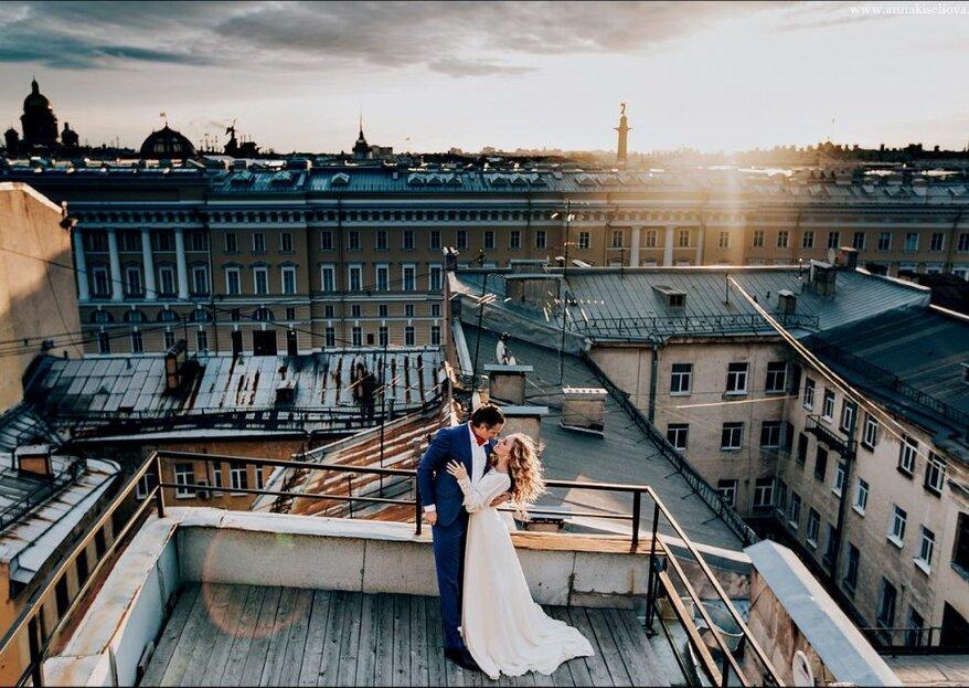 ТОП15: Свадебные видеографы Санкт-Петербурга