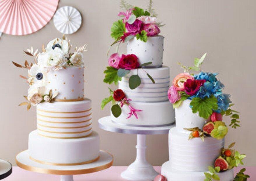 Mondélice Cakes : des gâteaux de mariage gourmands et surprenants !