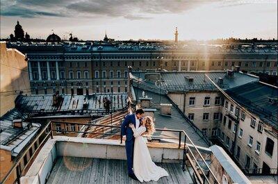 ТОП14: Свадебные видеографы Санкт-Петербурга