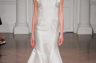 Peter Langner´s Spring 2015 Bridal Collection: Handmade Excellence