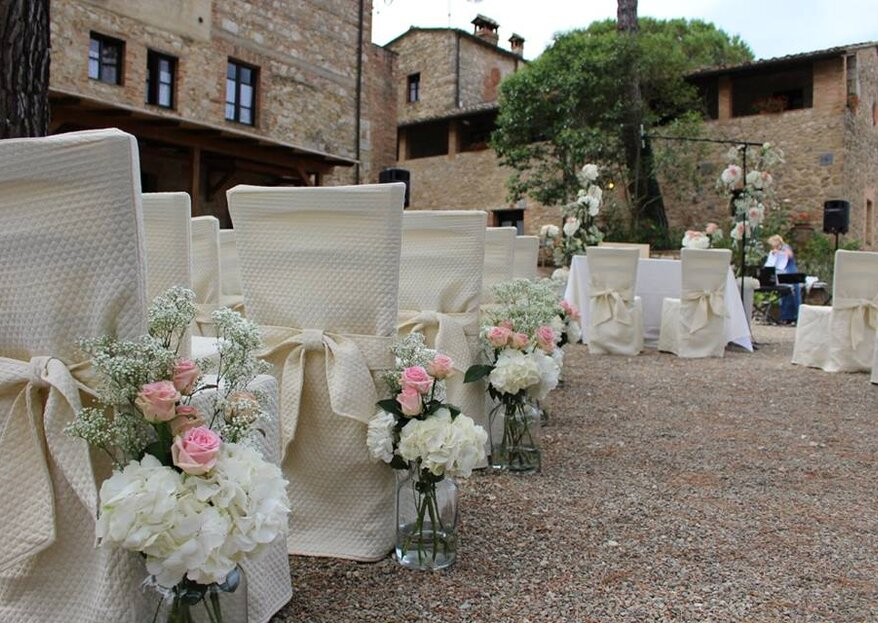 A Dream Come True: Host Your Wedding On The Itailan Coast With Valentina Franci Wedding