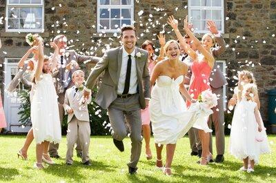 Zwyczaje weselne w innych krajach, które zawsze chciałaś znać!