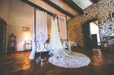 Comment choisir sa robe de mariée sans avoir une taille mannequin ?
