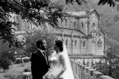 Desayuno con diamantes: la boda de Valeria y Fernando