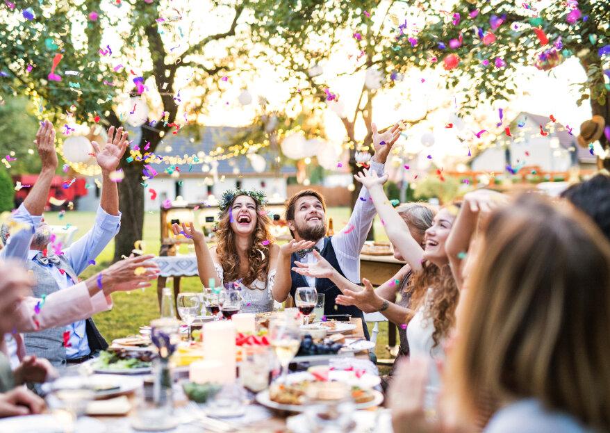 ¿Cómo hacer el seating plan del matrimonio? ¡Cinco pasos para organizar a tus invitados!