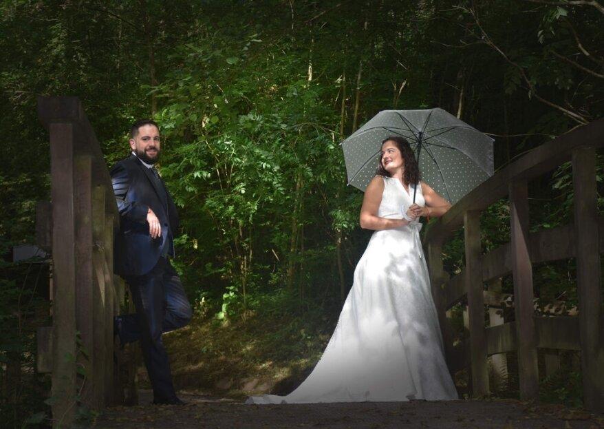 La experiencia de Foto Fuentes es un seguro para el reportaje de tu boda