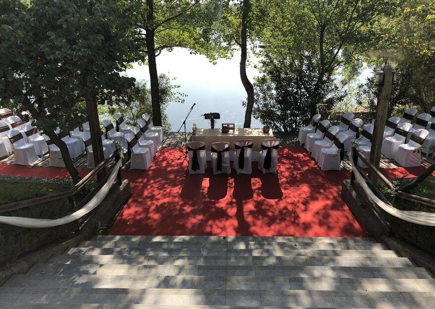 Las Lagunas de las Madres: un lugar con alma para celebrar tu boda