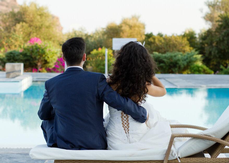 Los 10 mejores lugares de recepción de matrimonios con piscina en Santiago