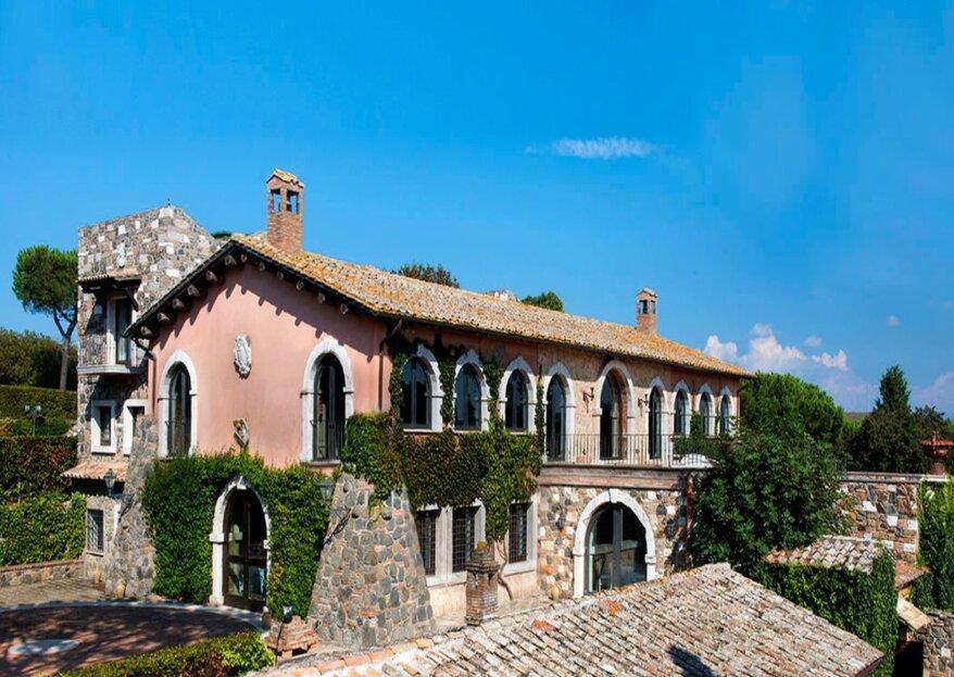 Tenuta di Ripolo: la location suggestiva per ospitare il tuo matrimonio in grande
