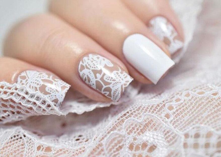 7 estilos de unhas de noiva: as tendências de cores e decorações para você arrasar!