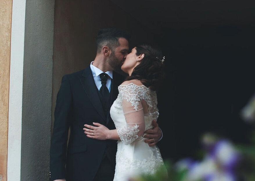 I dettagli delle tue nozze che lasceranno di stucco i tuoi invitati!