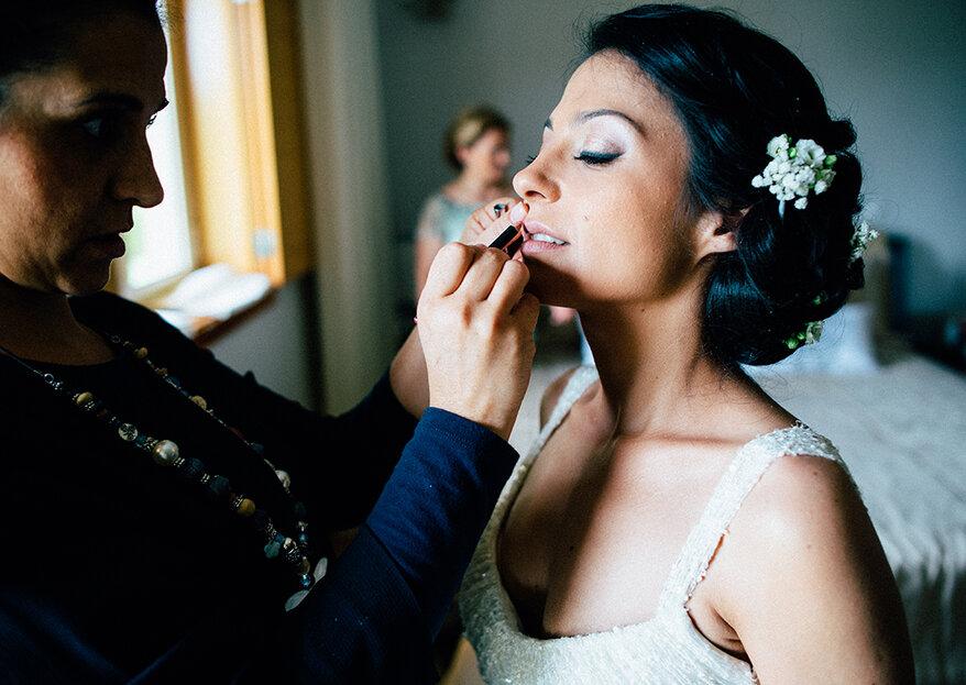 A equação perfeita para um look de noiva ideal: as dicas para uma make up harmoniosa!