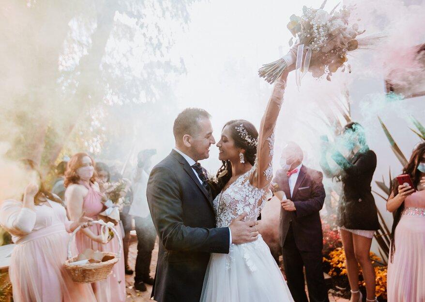 With You: las emociones del día de tu boda para siempre en fotografía