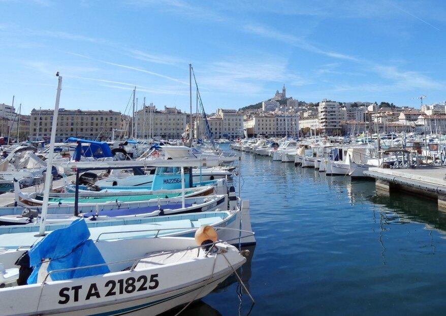 Découvrez Marseille et ses calanques à bord d'un bateau privé avec Nautal