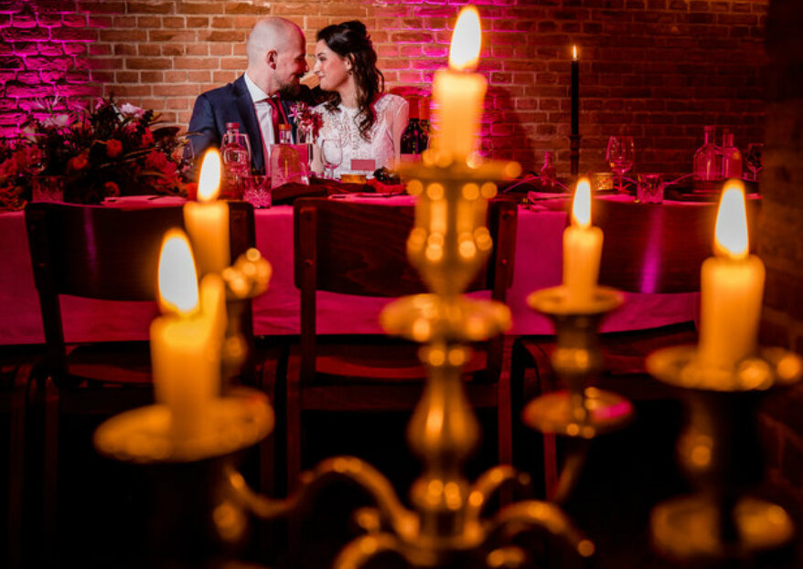 Styled Shoot: Paradise by Neonlights