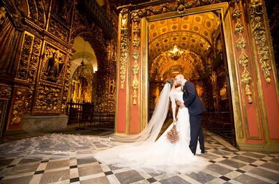 Casamento de Maria Antonia & Diego: clássico, chiquérrimo e atual no Jockey Club do Rio!