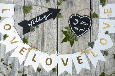 Primark heeft een lijn met ¨low-cost¨ bruiloft accessoires gelanceerd!