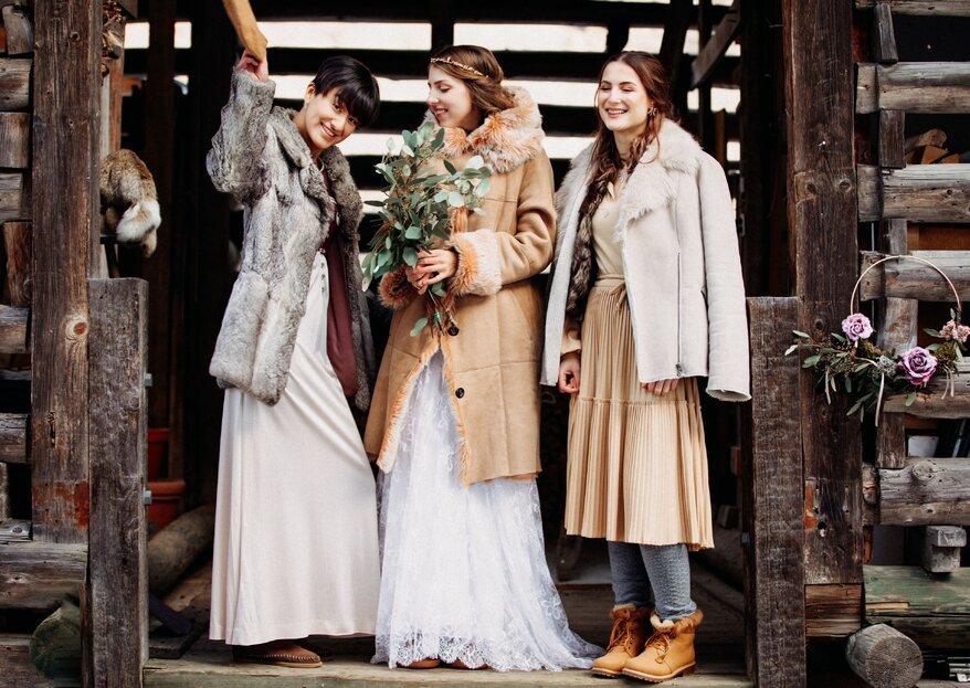 Die Brautjungfer! Vom Kleid für die Trauzeugin, über die Rede bis hin zum JGA