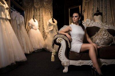 Anprobe des Brautkleides: So bereiten Sie sich darauf vor!